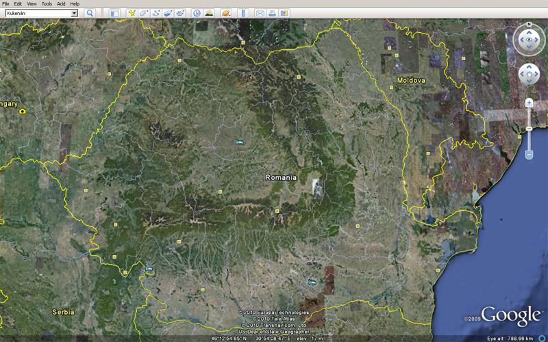 Hărți Detaliate Ale Romaniei Disponibile De Azi Pe Maps Google