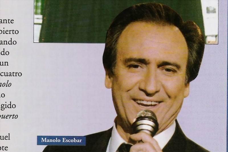 Manolo Escobar, ambasadorul cântecului spaniol, a murit joi, la 82 de ani -  Gândul