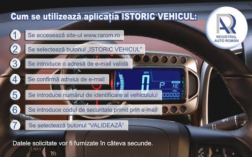 Verificare istoric auto gratis