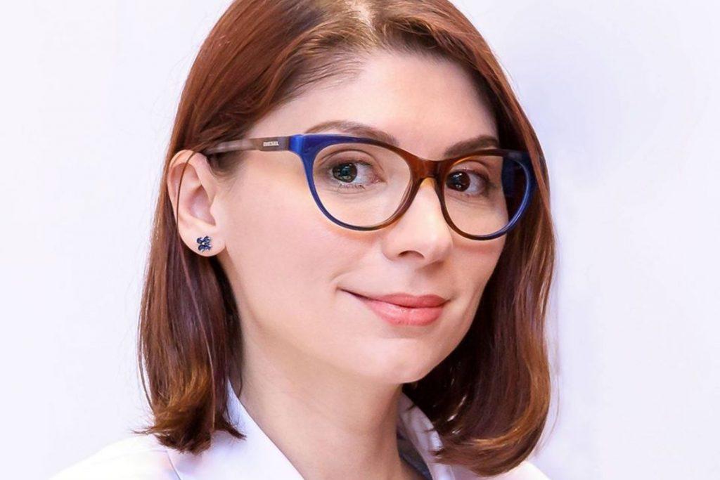 Alergolog dr Irina Alexandru / Sursa: Facebook