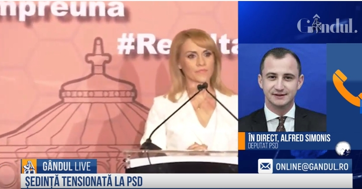 sedinta psd florin iordache alfred simonis gandul live curtea constitutionala alegeri locale alegeri parlamentare