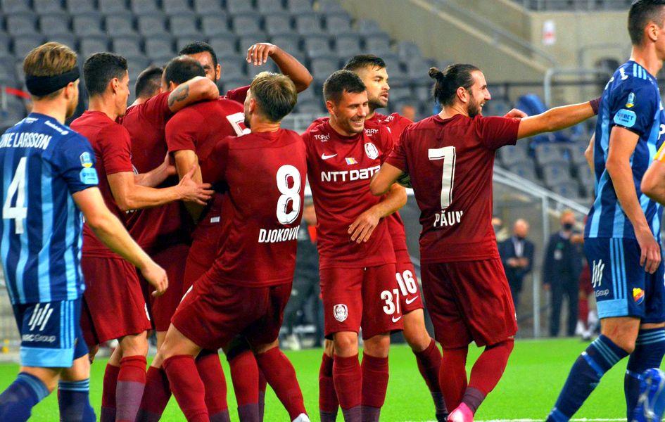 Rezumat: U Craiova - CFR Cluj 0-0 Etapa 4 Play Off Sezon ...  |Djurgården-cfr Cluj