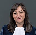Octavia Spineanu-Matei, judecător la Tribunalul UE / Sursa foto: Curtea de Justiție a Uniunii Europene