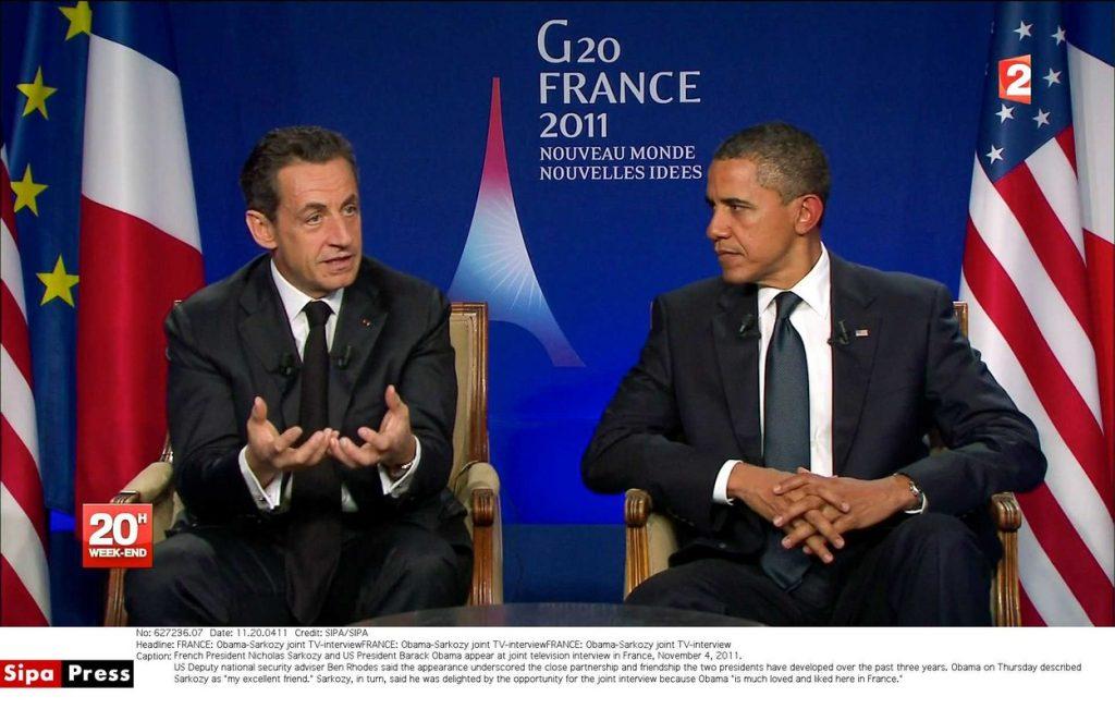 Obama, despre relația cu Angela Merkel: La început mă privea cu scepticism, dar apoi... / De ce îl critică fostul președinte al SUA pe Sarkozy
