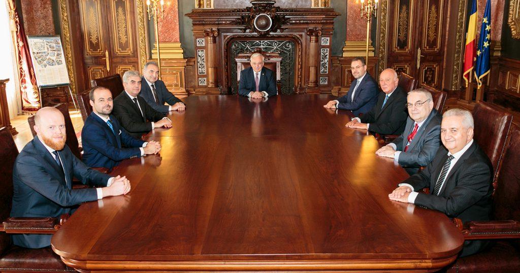 Consiliul de administrație al BNR / Sursa foto: BNR