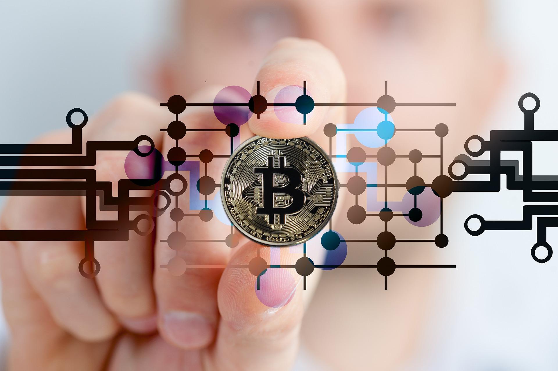 valoarea totală a pieței bitcoin