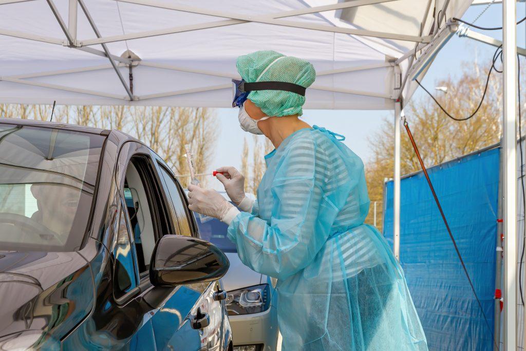 Germania a înregistrat un prim caz suspect de infectare cu mutația braziliană a coronavirusului