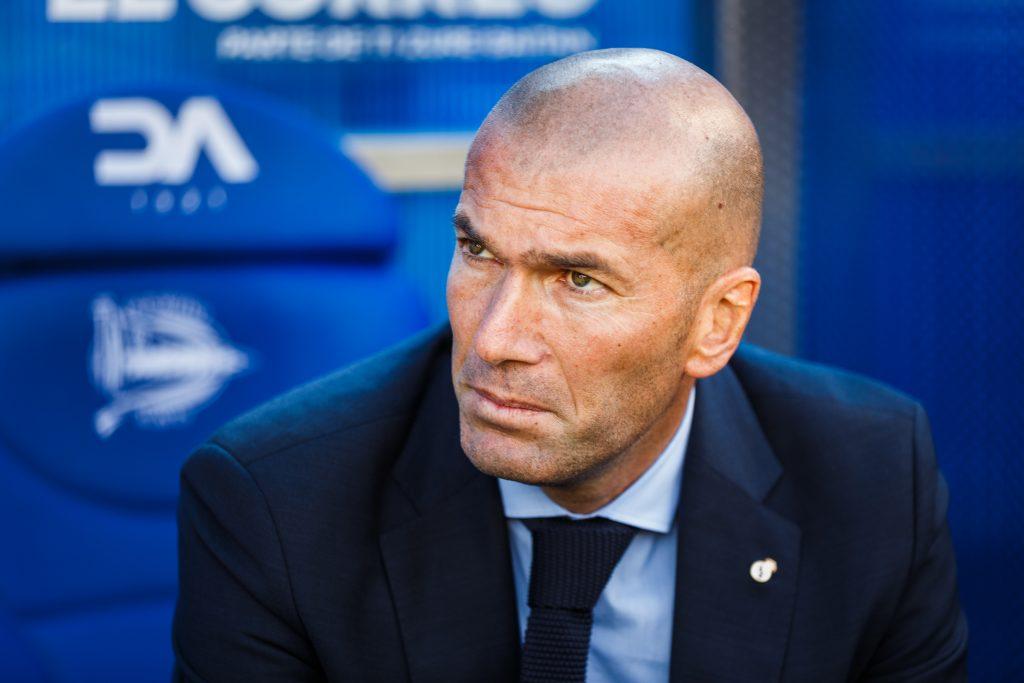 Zinedine Zidane a fost diagnosticat cu noul COVID-19