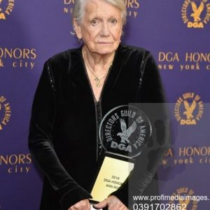 US costume designer Ann Roth attends the 2018 Directors Guild of America Honors at DGA Theater on October 18, 2018 in New York City.,Image: 391702862, License: Rights-managed, Restrictions: , Model Release: no, Credit line: Profimedia