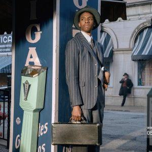 MA RAINEY'S BLACK BOTTOM, Chadwick Boseman, 2020.,Image: 576051951, License: Rights-managed, Restrictions: KEYSET, Model Release: no, Credit line: Profimedia