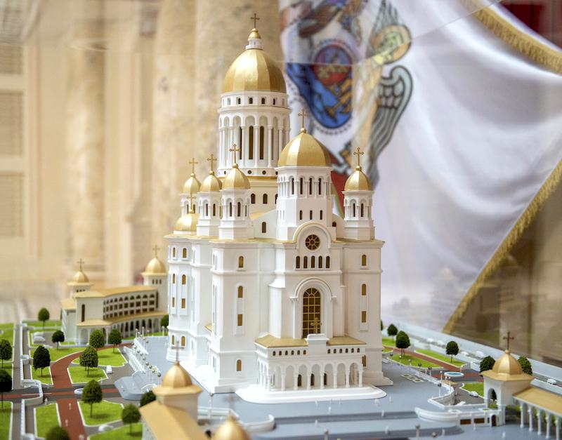 Catedrala Mântuirii Neamului, un proiect pornit de la o idee de acum 130 de ani. Arhitect: A venit Patriarhul Daniel și a schimbat regulile jocului