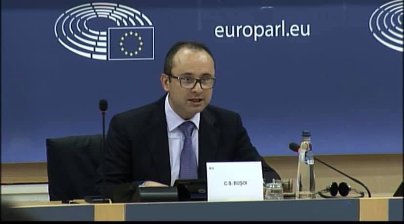 """Cristian Bușoi: """"Avem la dispoziție alocări din PNRR, care să ne ajute să creștem rata de supraviețuire a bolnavilor de cancer, de la 47%  la 75%, în 2030. Trebuie să-i folosim!"""""""