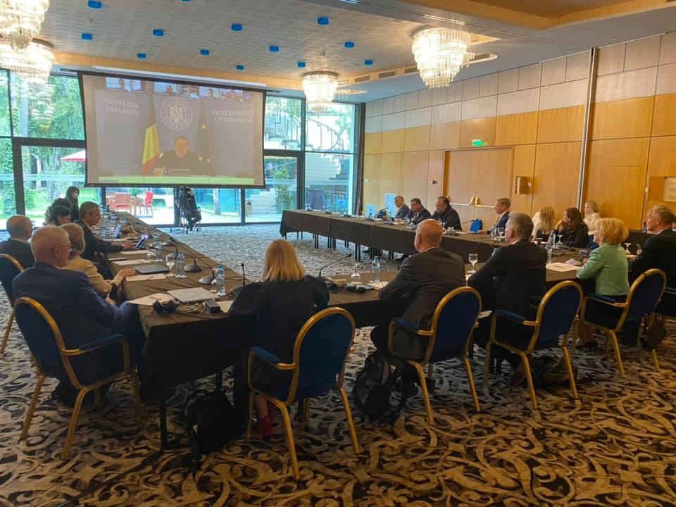 Reuniunea plenară a CDR / Sursa foto: Facebook - CDR