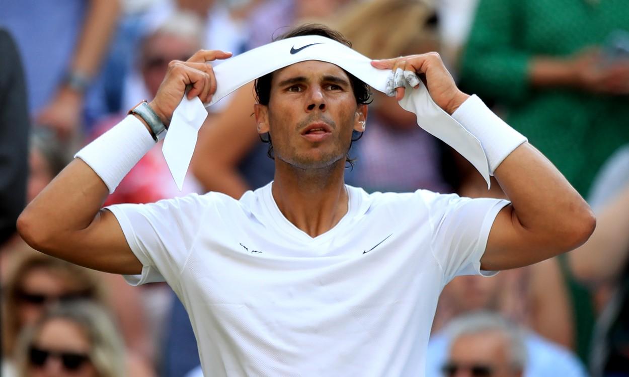 Rafael Nadal s-a retras de la Wimbledon și de la Jocurile Olimpice