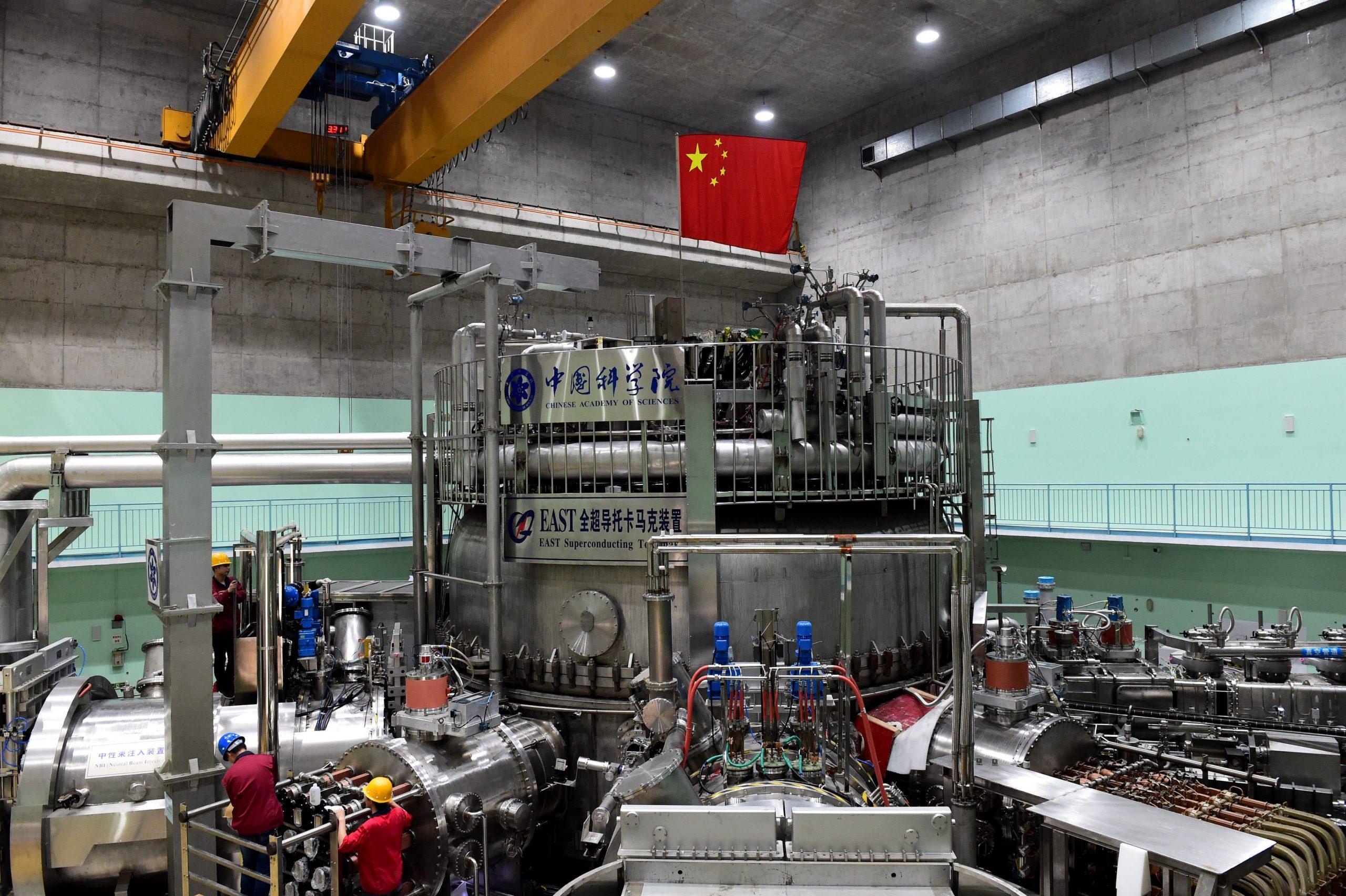 """""""Soarele artificial"""" al Chinei a stabilit un nou record în fuziunea nucleară. Ce înseamna asta pentru domeniul energiei - FOTO/VIDEO"""