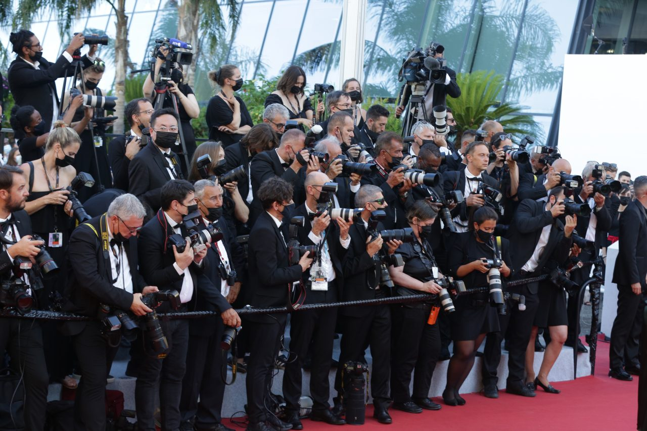 Festivalul de la Cannes | Foto - regizorul Cristian Radu Nema