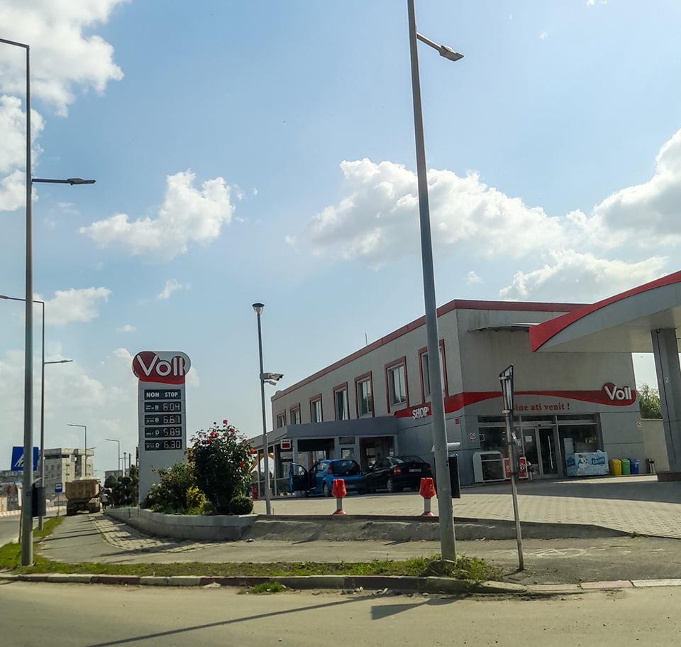 Cât costă carburanții la Mamaia
