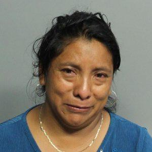 Juana Perez-Domingo. Sursa foto: Profimedia