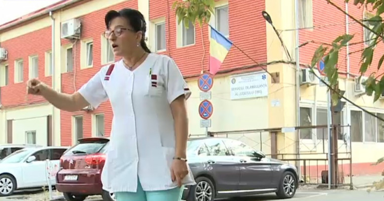 """Scandal la Serviciul de Ambulanță Timiș, după ce o angajată nevaccinată a refuzat testarea COVID: """"Nu accept, este o discriminare, este un abuz"""""""