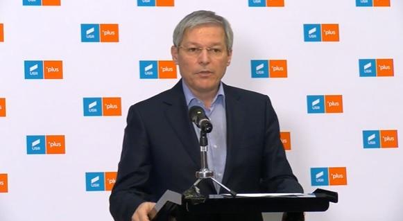 """Dacian Cioloș, după ce Nicolae Ciucă a fost desemnat de premier: """"USR nu intenționează să susțină un Guvern minoritar care are deja susținerea PSD"""""""
