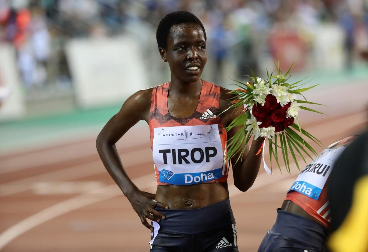 Agnes Jebet Tirop